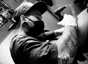 Lil Mel Tattoo tatuador colaborador de Imperium Tattoo